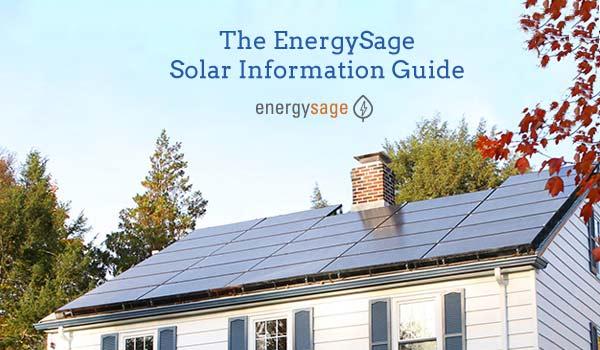 solar information guide EnergySage